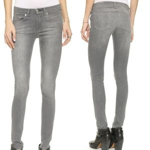 rag & bone Jeans - Rag & Bone Gray Buxton Skinny Jeans | 25
